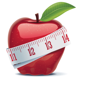 apple-with-tape-measure-clipart